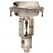 Badger Meter HP60 60000 psi High Pressure Control Valve