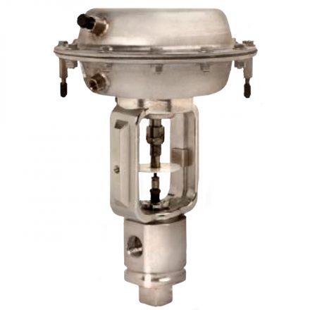 Badger Meter HP60 60000 psi High Pressure Control Valve