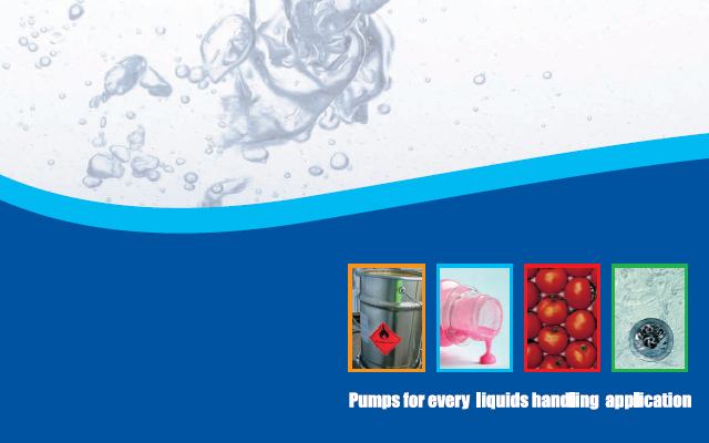 Pump engineering Brochure