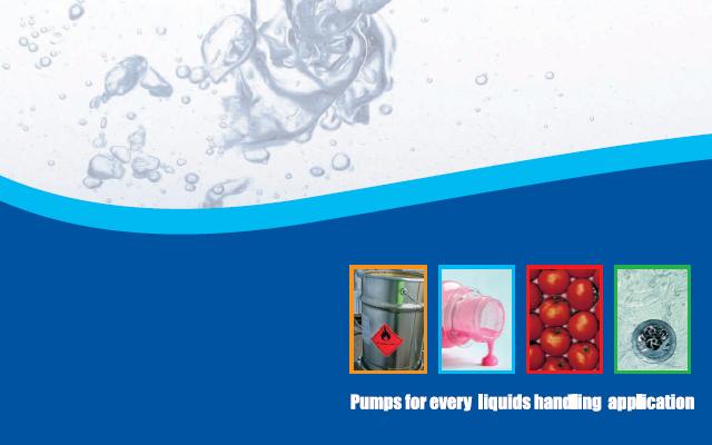 Pump engineering Brochure