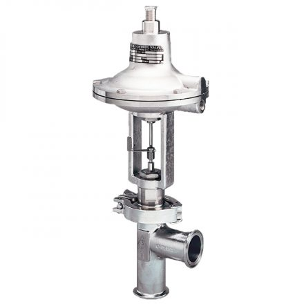Badger SC500 Hygienic Metering Control Valve