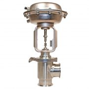 Badger SCV95 Hygienic Sanitary Research Valves