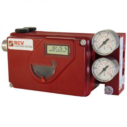 Badger Meter RCV Intelligent Valve Positioner SRD991