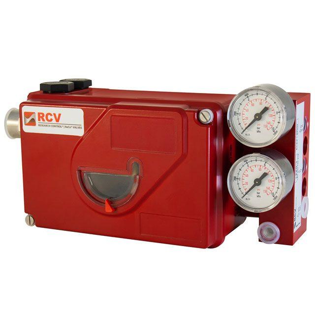 Badger Meter RCV Analog Valve Positioner SRI990 | Pump