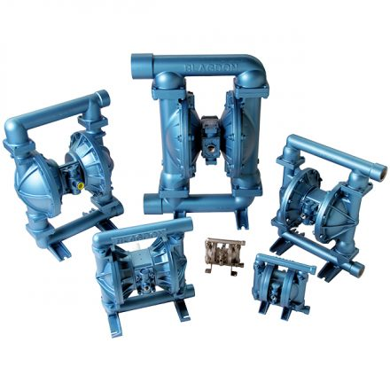 Metallic Diaphragm (AODD) Pumps