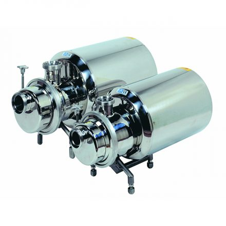 Hygienic Self Priming Scavenge Pumps