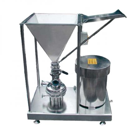 Powder and Liquid Dissolvers