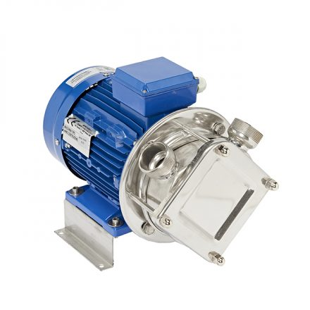 Mencarelli Menc Inox Flexible Impeller Pumps