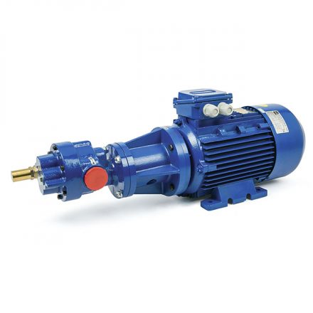 GVR BFC External Gear Pumps