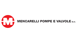 mencarelli pompe pump logo