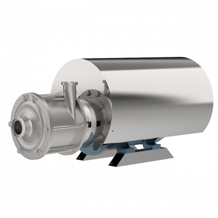 CSF Inox CSM High Pressure Hygienic Pumps