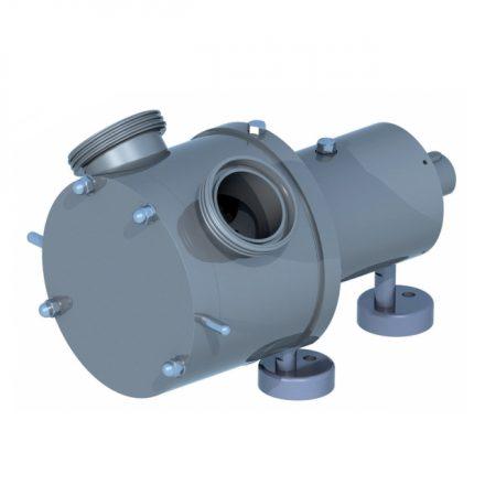 Hygienic Sinusoidal Rotor Pumps