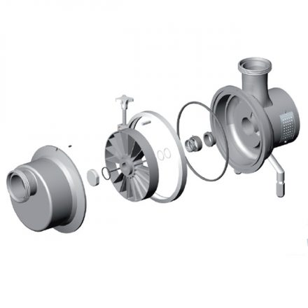CSF Inox Spares Support and Service Self Priming Pumps