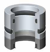 csf paa piston pump seal T10