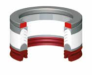 csf paa piston pump seal T42