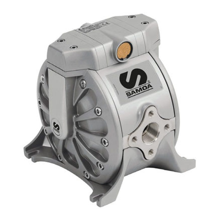 Samoa Directflo Air Operated Diaphragm Pumps Metallic