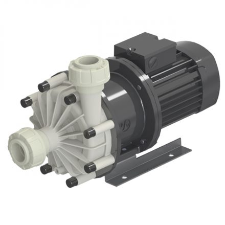 Plastic Magnetic Drive Centrifugal Pumps
