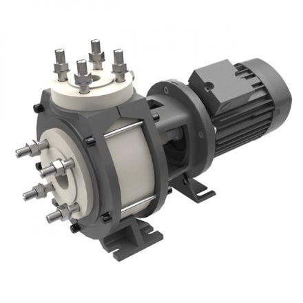 ASV Stubbe NMB Plastic Centrifugal Pumps