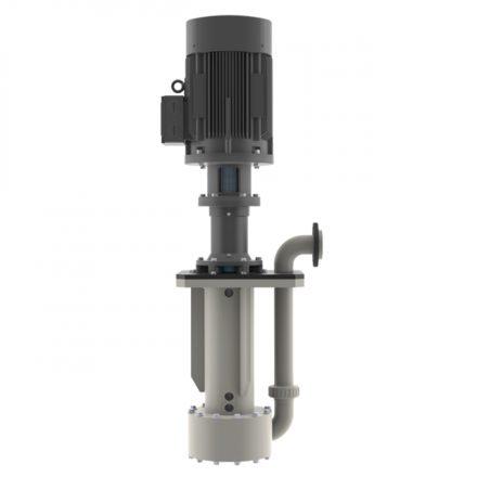 Plastic Vertical Cantilever Sump Pumps