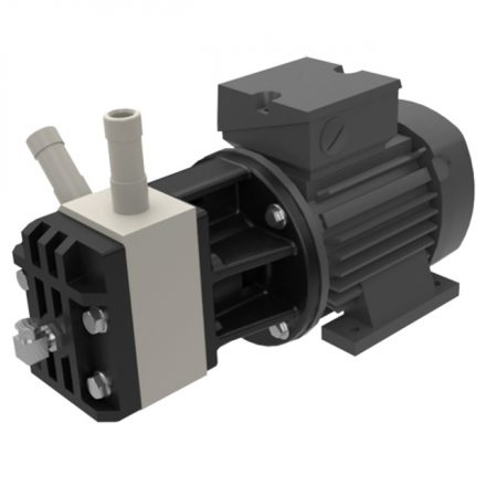 ASV Stuebbe F Series Eccentric Plastic Pumps