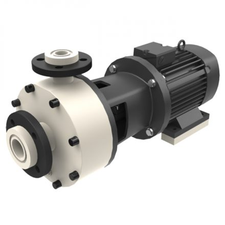 Plastic Mechanical Seal Centrifugal Pumps