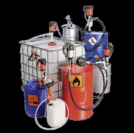 Barrel / Drum Pumps