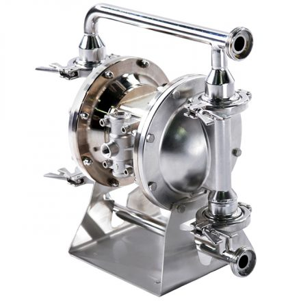 Hygienic Diaphragm (AODD) Pumps