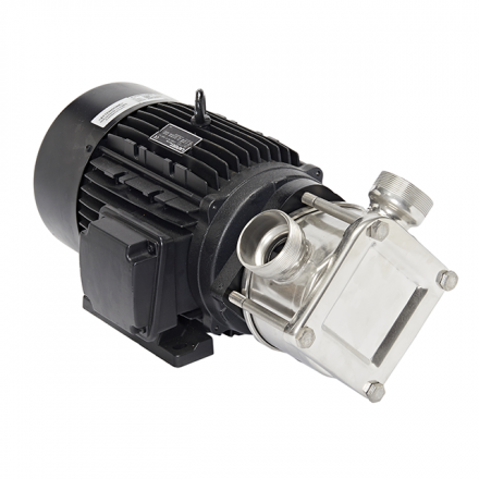 Mencarelli G Series Flexible Impeller Pumps