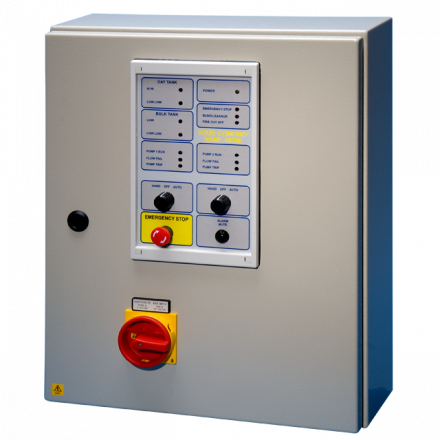 Pump Engineering DSA Twin Pump Controller