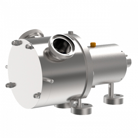 CSF Inox SN Series Hygienic Sinusoidal Pumps