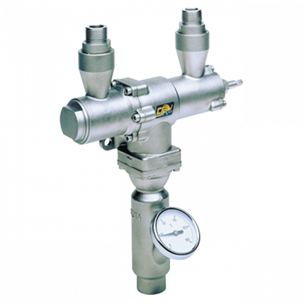 CSF Steam Water Mixers