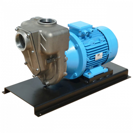 Stainless Steel Industrial Self Priming Pumps