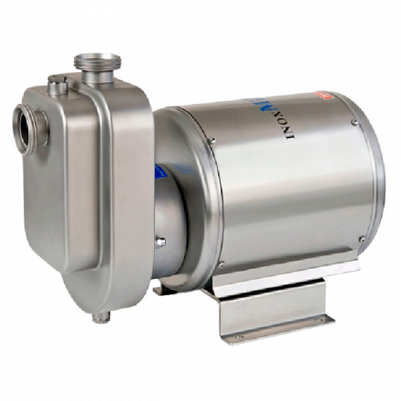 Hygienic Stainless Steel Self Priming Pumps