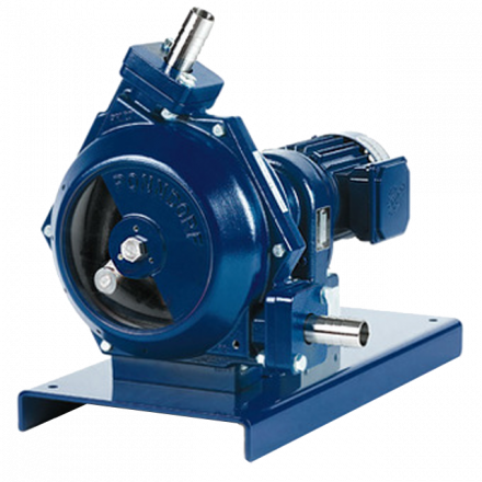 Dry Running Peristaltic / Hose Pumps