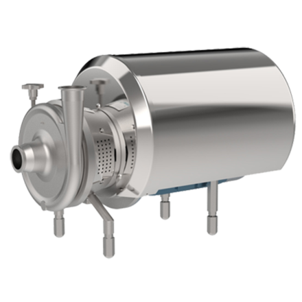 CSF Inox SpA CS40-210-2-10 Hygienic Sanitary Stainless Steel Centrifugal Pump