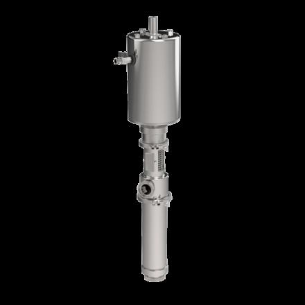 CSF Piston Pump UK PA80AM-310 Air Operated Gallery Short