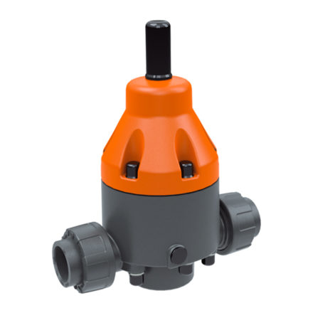 Plastic Pressure Reducing Valves