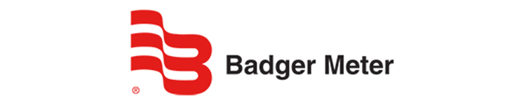 Badger meter red logo