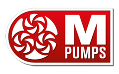 M Pumps Manufacturer logo 2