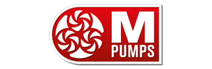 M Pumps Manufacturer logo