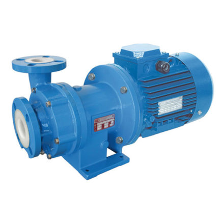 Magnetic Drive Plastic Lined Centrifugal Pumps