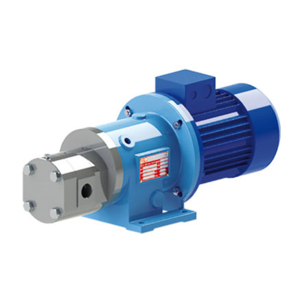 M Pumps Mag Drive Volumetric Centrifugal Pump