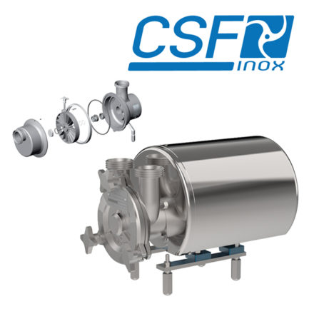 CSF Hygienic Self Priming Pumps and Spares image