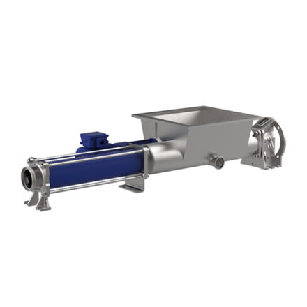 CSF MCR Series Hygienic Progressive Cavity Pumps