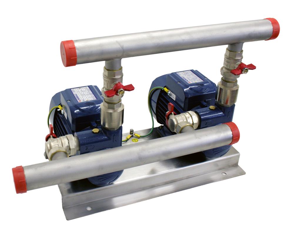 PE Engineering Fuel Transfer Pump Set