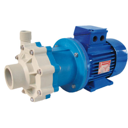 Magnetic Drive Plastic Centrifugal Pumps