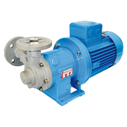 Magnetic Drive Metallic Regenerative Turbine Pumps