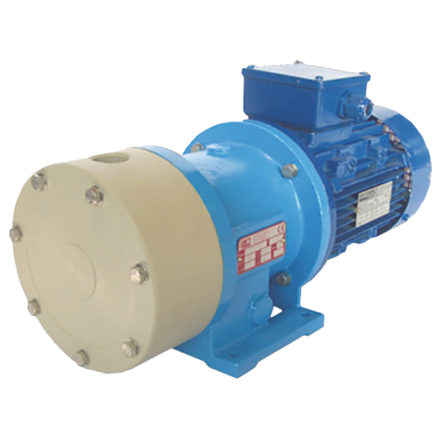 Magnetic Drive Plastic Regenerative Turbine Pumps