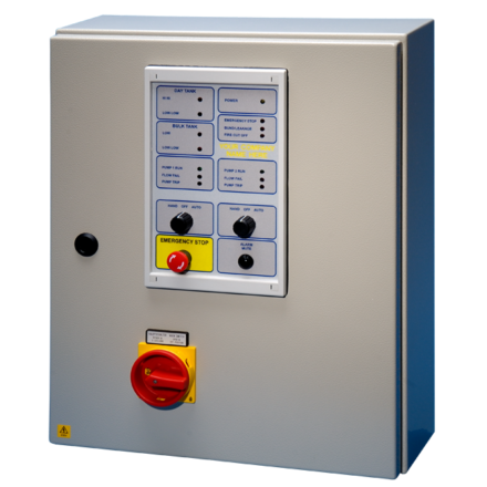 PE Duty Standby Pump Control Panel DSA12V
